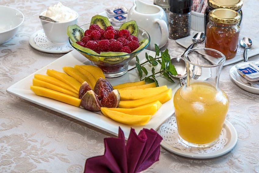 petit déjeuner bon pour la santé