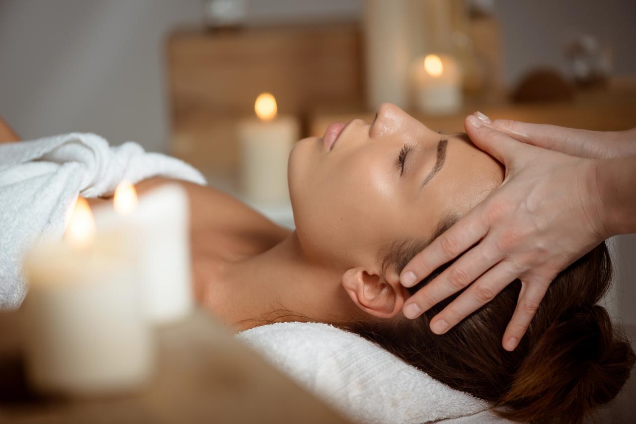 massage visage
